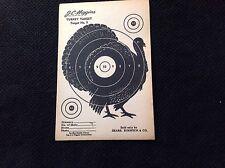 Vintage J C Higgins Turkey Target # 9 Sold by Sears Roebuck & Co