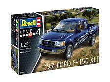 '97 Ford F-150 Xlt, revell Car Model Kit 07045