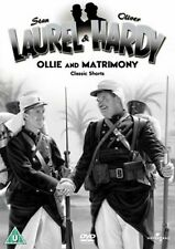 Laurel And Hardy - No. 4 - Ollie And Matrimony - Classic Shorts (DVD)