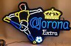 Corona Soccer Led Sign Beer Sign Bar Light