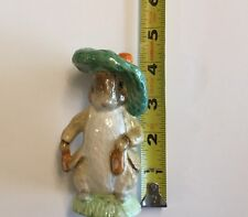 Beatrix Potter Royal Albert- Benjamin Bunny Figurine