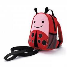 Skip Hop Zoo-let Toddler / Child Backpack / Daysack Bag With Reins - Ladybug