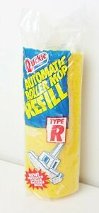 Quickie Automatic Roller Sponge Mop Head Refill Type R SEALED