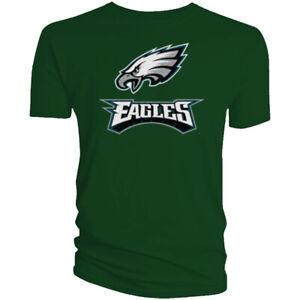 Philadelphia Eagles T-Shirt Graphic Men Cotton PHI Philly
