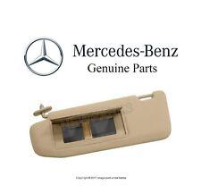 Mercedes W220 S430 S500 Sun Visor Driver Left Genuine 22081007101A21