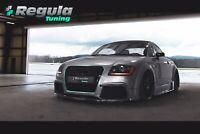 Audi TT 8N Bodykit GTRS inkl. RS Kunststoffgitter (TÜV-Teilegutachten)