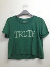 River Island Cotton Blend Crew Neck Other Women's Tops & Shirts