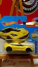 hot wheels  Corvette C7 Z06 2017-128 (9970)
