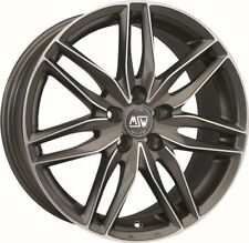 4 alloy rims  MSW 24 8x17 for ROVER 75 (RJ)
