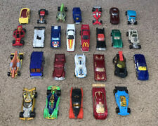 Mattel - Hot Wheels - Funny Car/Corvette/Cadillac - Lot of 27 - Various Years