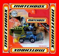 MATCHBOX 2020    MBX BACKHOE    92/100   NEU&OVP