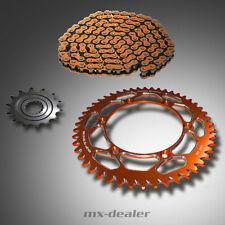 gp-tech Factory ROUE à chaîne orange Kit Esjot KTM SX SXF EXC