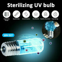 UV Ultraviolet Germicidal Disinfection Sterilization Light Bulb Lamp Sterilizer