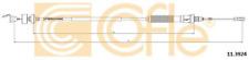 COFLE Seilzug, Kupplungsbetätigung für Kupplung 11.3924