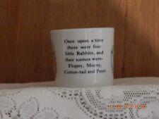 Beatrix Potter Peter Rabbit Mug Cup  Wedgewood