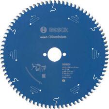 Bosch Expert Aluminium Cutting Saw Blade 210mm 72t 30mm
