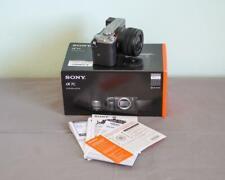 Sony Alpha a7C 24.2MP Mirrorless Camera - Silver (FE 28-60mm F4–5.6)