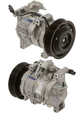 New AC A/C Compressor Fits: 2008 2009 2010 2011 2012 Honda Accord L4 2.4L DOHC