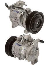 New AC A/C Compressor Fits: 2008 2009 2010 2011 2012 Honda Accord L4 2.4L DOHC