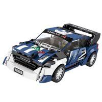 Car Speed Model Bricks Ford Vehicle Classic Blocks Toy Fiest Sports Building Kid