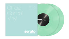 "10"" Serato Standard Colors (Pair) GLOW IN THE DARK Control Vinyl"