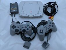 SONY PS1 PLAYSTATION 1 SLIM CONSOLE // (NTSC) // Great Condition // Tested