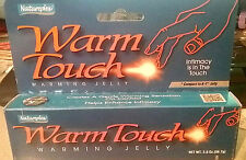 Warm Touch Warming Gel Compare to KY Jelly 2 oz Enhance Intimacy by Natureplex