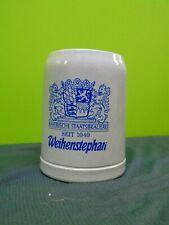 Weihenstephan 0.5 litre stein