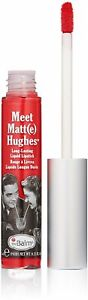 Meet Matt(e) Hughes Liquid Lipstick by The Balm Cosmetics, Devoted