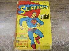 Superman 1 / 1966  Ehapa