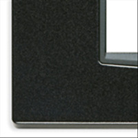 VIMAR EIKON PLACCA CLASSIC 4M ANTRACITE METAL 20654.12