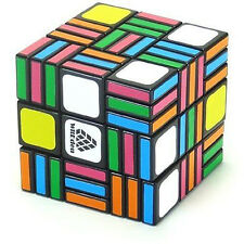 US WitEden 3x3x9 Black  Fully Functional Cube Twisty Puzzle Brain Teaser Toy New