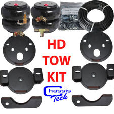 B 2001-10 Chevy 2500 TOW Assist Over Load Air Bag Suspension Lift  No Drill