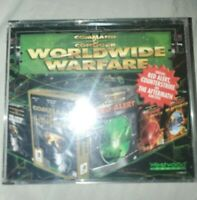 Command & Conquer: Worldwide Warfare (PC) Red Alert, Counterstrike, & Aftermath