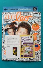 Temps leo Le Magazine pour ENFANT Ausgabe 6 2017 non lues 1A absolument TOP