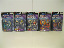 Brand New 2004 Bandai Saint Seiya Knights of the Zodiac Complete Set of 5