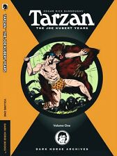 RARE EO AMÉRICAINE JOE KUBERT + TARZAN : THE JOE KUBERT YEARS, VOLUME 1