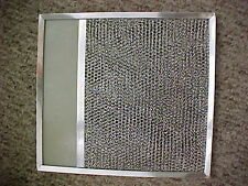 "Range Hood Lens Grease Filter 11-7/8"" Long 10-7/8"" Wide 1/2"" Thick len PP UM1600"