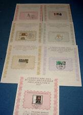 Jahresgabe 1981 - 1987 des Bundes Deutscher Philatelisten