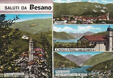 # BESANO: SALUTI DA