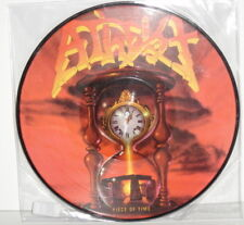 ATHEIST Piece of Time LP Picture Disc 2008 RM Relapse Unholy War Beyond No Truth