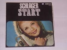 SCHLAGER START - LP Amiga Helga Brauer Karin Prohaska