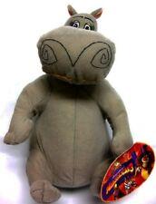 "Madagascar 3 GLORIA the HIPPO Large 12"" Licensed Plush Stuffed Animal .NEW."
