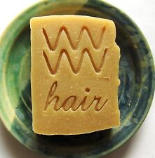 Neem Shampoo Bar by Aquarian Bath - vegan formula
