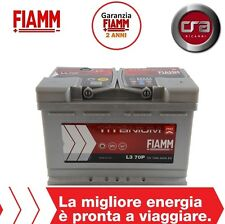 BATTERIA AUTO FIAMM TITANIUM PRO L370P 70Ah 640A VOLVO S80