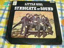 SYNDICATE OF SOUND - LITTLE GIRL = STATESIDE SL 10185 MONO