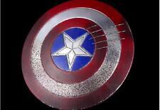 1/6 Captain America Steve Rogers Metal Shield Civil War Avengers Toys Hot New