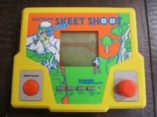 1987 Tiger Electronics Electronic SKEET SHOOT hand held game Tested working