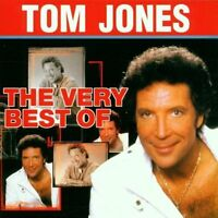 Tom Jones Very best of (30 tracks, 2000, Disky) [2 CD]