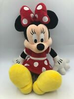 Official Disney Parks Minnie Mouse Mickey Plush Kids Soft Stuffed Toy Animal